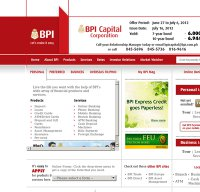 bpiexpressonline.com screenshot