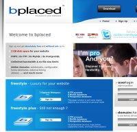 bplaced.net screenshot