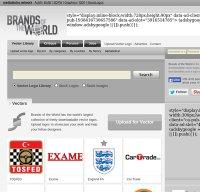 brandsoftheworld.com screenshot
