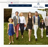 brooksbrothers.com screenshot