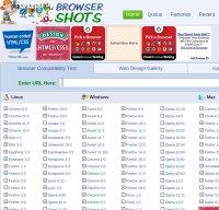 browsershots.org screenshot
