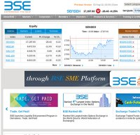 bseindia.com screenshot