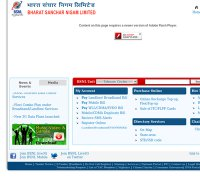 bsnl.co.in screenshot
