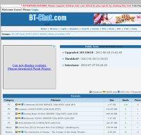 bt-chat.com screenshot