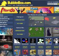 bubblebox.com screenshot