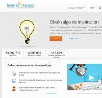 buenastareas.com screenshot