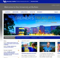 buffalo.edu screenshot