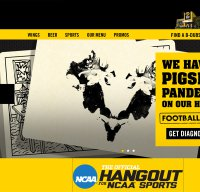 buffalowildwings.com screenshot