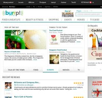 burrp.com screenshot