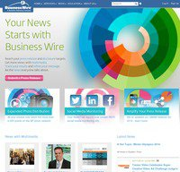 businesswire.com screenshot
