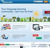 busuu.com screenshot