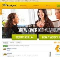 bzzagent.com screenshot