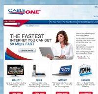 cableone.net screenshot