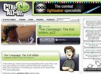 cad-comic.com screenshot