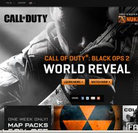 callofduty.com screenshot