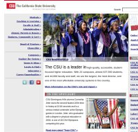 calstate.edu screenshot