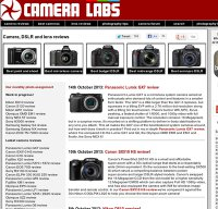cameralabs.com screenshot