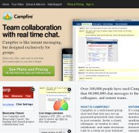 campfirenow.com screenshot