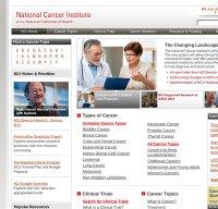 cancer.gov screenshot