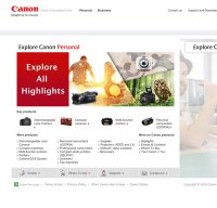 canon-asia.com screenshot