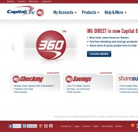 capitalone360.com screenshot