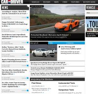caranddriver.com screenshot