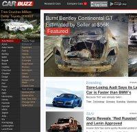 carbuzz.com screenshot