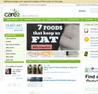 care2.com screenshot