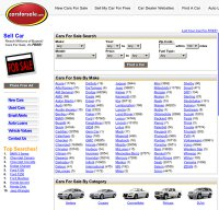 carsforsale.com screenshot