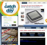 catchoftheday.com.au screenshot
