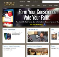 catholic.com screenshot