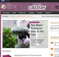catster.com screenshot