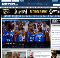 cbssports.com screenshot