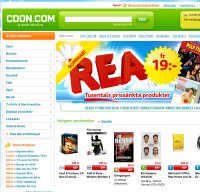 cdon.se screenshot