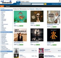 cduniverse.com screenshot