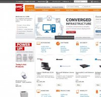 cdw.com screenshot