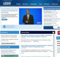 census.gov screenshot