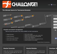 challonge.com screenshot