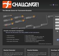 challonge.com screenshot