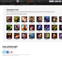 championselect.net screenshot