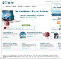 charter.com screenshot