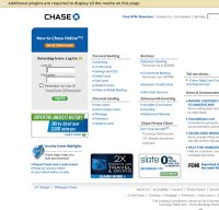 chase.com screenshot