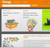 chegg.com screenshot