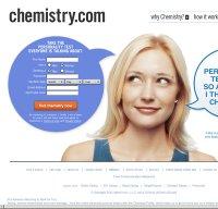 chemistry.com screenshot