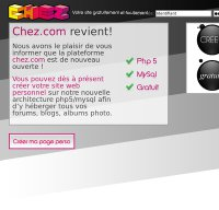 chez.com screenshot