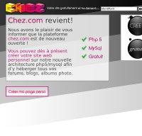 chez.com screenshot