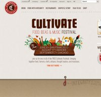 chipotle.com screenshot
