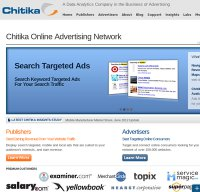 chitika.com screenshot