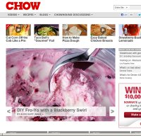chow.com screenshot
