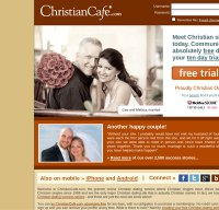 christiancafe.com screenshot